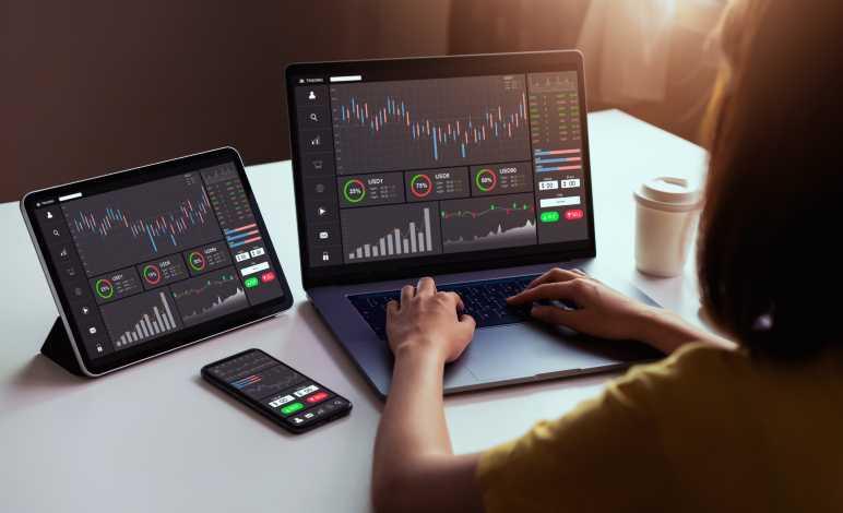 Hacer dinero con trading - Diario de Emprendedores