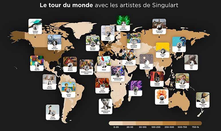 Singulart digitaliza el mercado del arte contemporáneo y levanta 10 millones de euros - Diario de Emprendedores