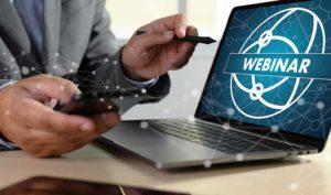 ¿Por qué es importante que los emprendedores utilicen los webinars durante el confinamiento? - Diario de Emprendedores