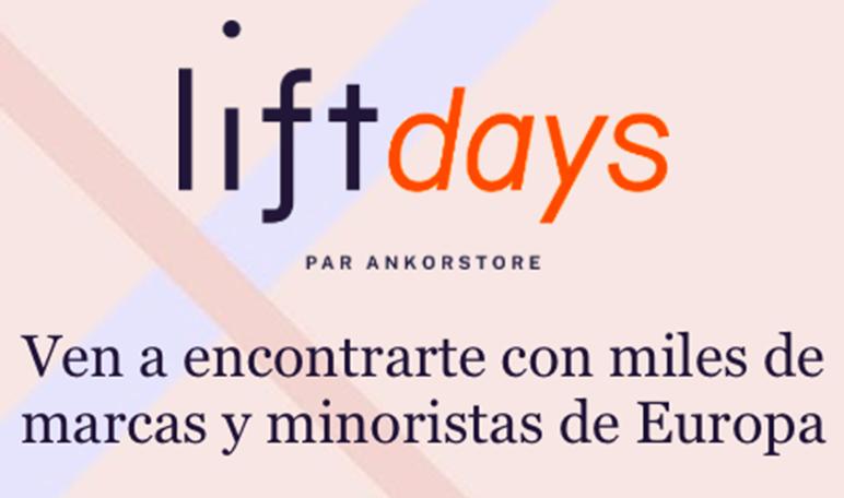 LIFT DAYS, la primera feria digital europea creada para apoyar al pequeño comercio - Diario de Emprendedores