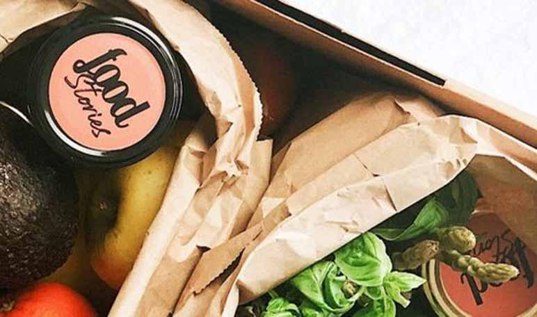 Emprendedores crean foodStories para ofrecer comida saludable a domicilio en envases recirculables - Diario de Emprendedores