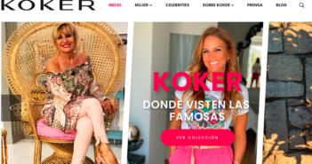 KOKER estrena web para ofrecer más información de compra y facilitar la navegación - Diario de Emprendedores