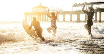 Share Your Board permite que los aficionados al surf puedan alquilar sus tablas a otros surfistas - Diario de Emprendedores