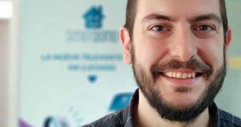 Entrevistamos al emprendedor Ángel Puertas Estivill, cofundador y CEO de SeniorDomo - Diario de Emprendedores
