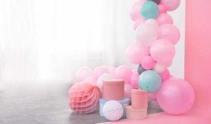 4 formas de usar globos en un evento profesional - Diario de Emprendedores