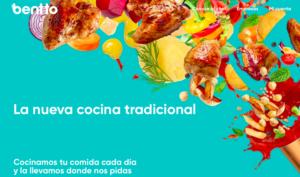Ismael Alonso crea Bentto, el primer restaurante virtual con un toque de alta cocina - Diario de Emprendedores
