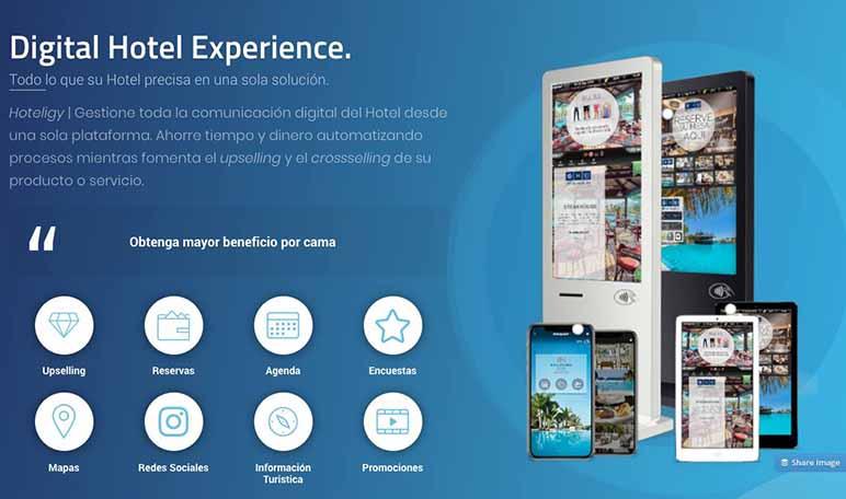 Emprendedores canarios crean Hoteligy para digitalizar los hoteles - Diario de Emprendedores