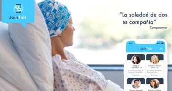 La emprendedora Eva Marías lanza Join Talk, la red social emocional para pacientes y cuidadores - Diario de Emprendedores