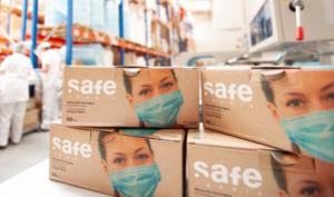 La empresa española Safe Iberia distribuye las mascarillas más seguras de Europa - Diario de Emprendedores