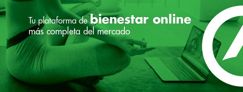 Olimfit permite asistir al gimnasio de forma virtual - Diario de Emprendedores