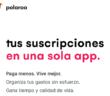 Polaroo gestiona los pagos recurrentes y ayuda a ahorrar - Diario de Emprendedores