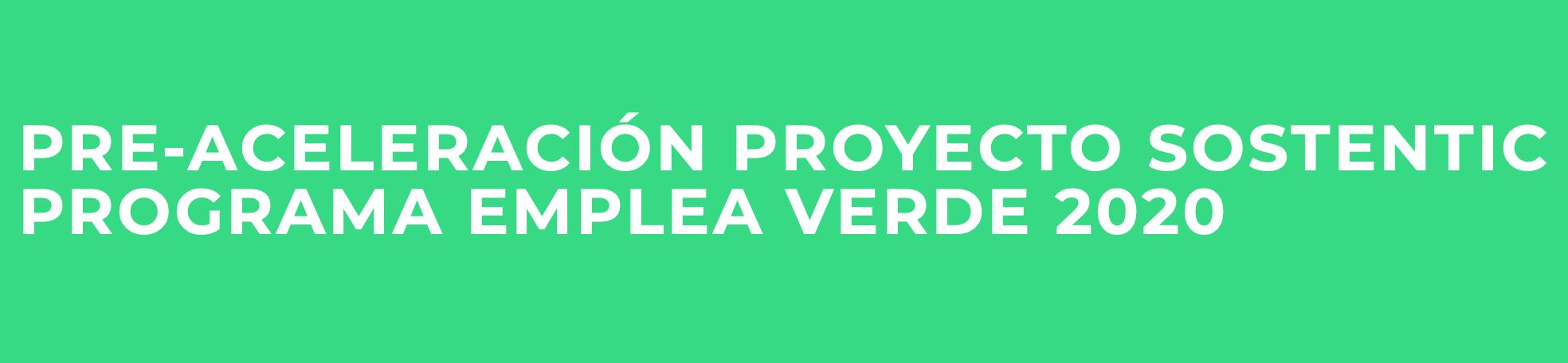 El Programa Emplea Verde 2020 ofrece plazas gratis para emprendedores canarios y andaluces - Diario de Emprendedores