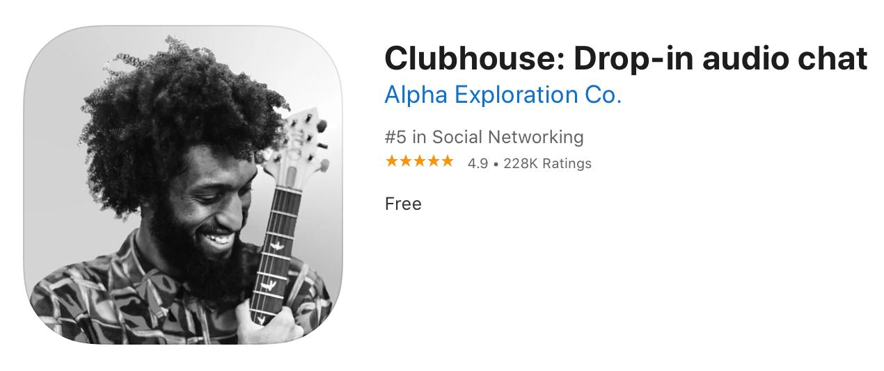 Clubhouse, la red social para compartir audios - Diario de Emprendedores