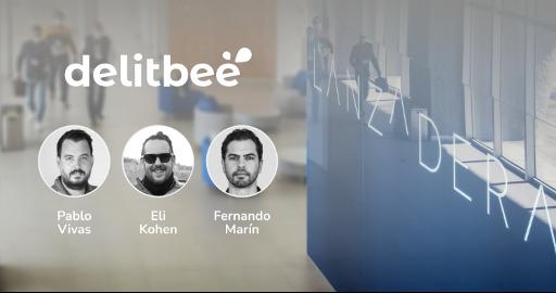 Delitbee, el rastreador de comida a domicilio, cierra una ronda de 100.000 euros - Diario de Emprendedores