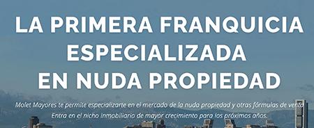 Nace Molet Mayores, la franquicia inmobiliaria de nuda propiedad - Diario de Emprendedores