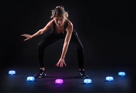 Lummic: luces de reacción para hacer deporte, jugar y aprender - Diario de Emprendedores