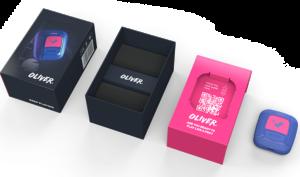 OLIVER ya vende su dispositivo tecnológico para mejora el rendimiento deportivo a través de Amazon - Diario de Emprendedores