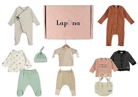 Lapona, la empresa de alquiler de ropa de bebé por suscripción - Diario de Emprendedores