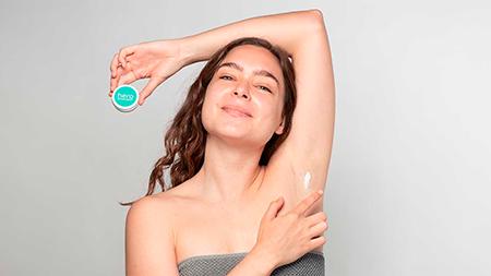 Hero Deodorant, el desodorante inteligente que destruye las bacterias - Diario de Emprendedores