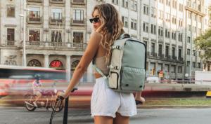 Tropicfeel lanza Nest, una mochila fabricada a partir de materiales reciclados - Diario de Emprendedores